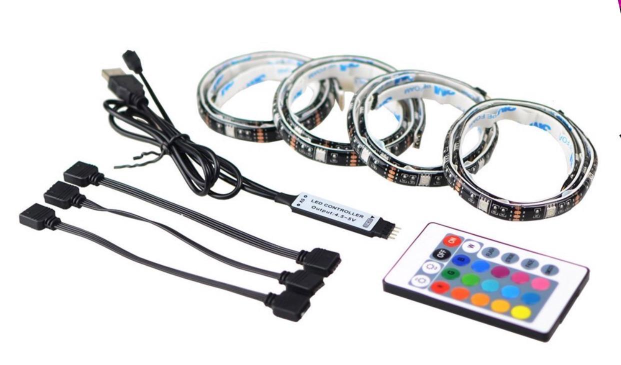A + 소설 가벼운 LED 스트립 조명 RGB 16.4ft / 5M SMD 5050 DC12V 유연한 레 스트립 조명 50LED / 미터 16DIFFENT 정적 색상