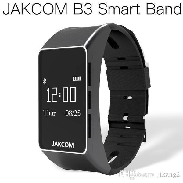 JAKCOM B3 Smart Watch حار بيع في الأساور الذكية مثل الكاميرا رحلة relog inteligente ip68