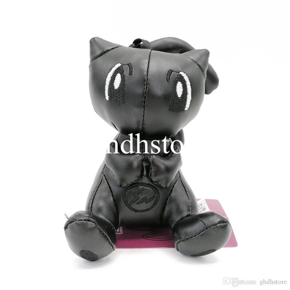 """Die beste neue 4.5"""" 11CM PU Fragment Mew Plüsch-Puppe Anime Sammler Stuffed Dolls Anhänger-Party-Geschenke Spielzeug"""