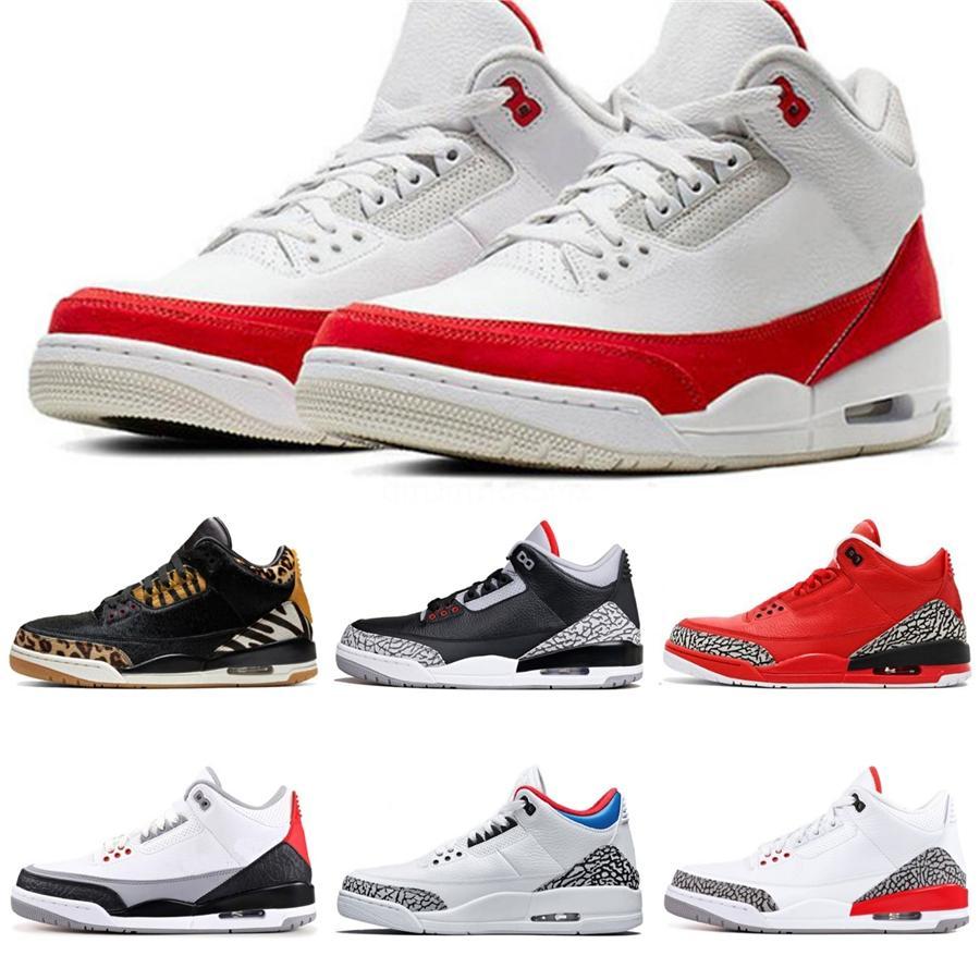 2020 nuevos zapatos de baloncesto de las zapatillas de deporte para hombre Traderjoes con caja de 3S Iv invicto de atletismo al aire libre calzado deportivo para caballero Us12 # 400