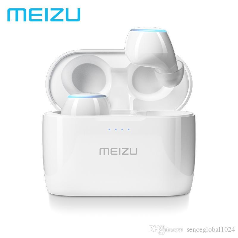 MEIZU POP1 POP 1 2 POP2 TW50 سماعات الأذن TW50S المزدوج لاسلكية سماعات سماعات بلوتوث الرياضة في الأذن شحن لاسلكي مقاوم للماء
