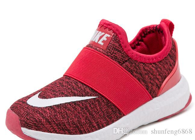 2019 new free shipping Hot Sale Children Casual Sport Shoes Boys And Girls Sneakers Children's Running Shoes For Kids 01