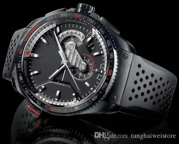 새로운 최고 남성의 기계 스테인레스 스틸 2813 오토매틱 무브먼트 시계 스포츠 셀프 바람 시계 태그 시계 망
