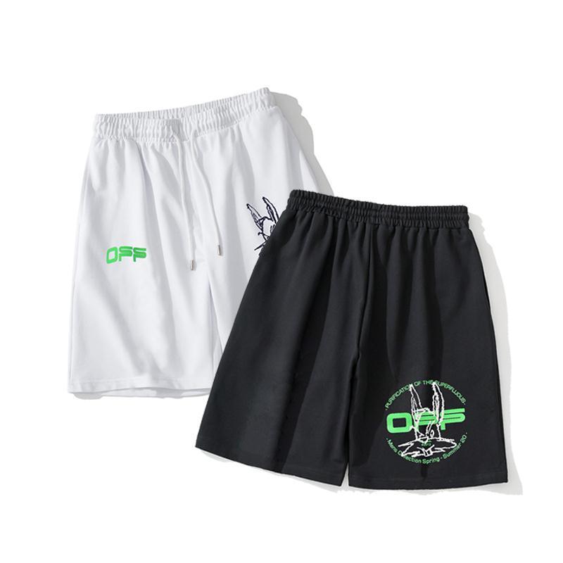 Pantalones cortos para hombres 2020 nuevos cortocircuitos ocasionales de los pantalones cortos de deporte de alta calidad de los hombres cómodos pantalones de cinco minutos al aire libre de los pantalones de diseño de tendencia sh4