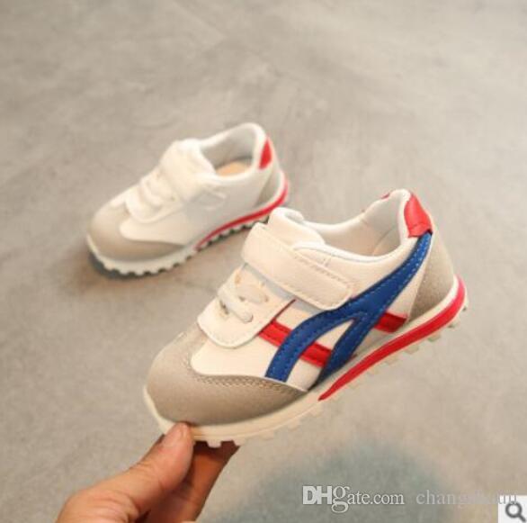 новое поступление односетевая спортивная обувь женские мужские кроссовки Детские кроссовки Детские дышащие парусиновые ботинки Детские сапоги
