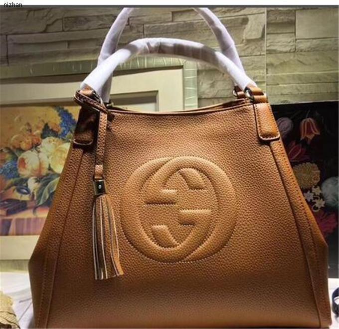 G0MM G0MM de moda bolsa de cubo de cuero genuino de las mujeres famosos bolsos de diseño con cordón flor de la impresión DA4 bolso crossbody