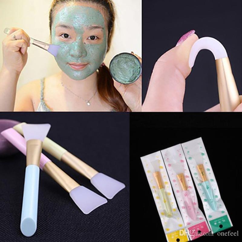 Профессиональные силиконовые DIY маски кисти Mud Гибрид Очищающий Уход за кожей Lady красоты макияж кисти