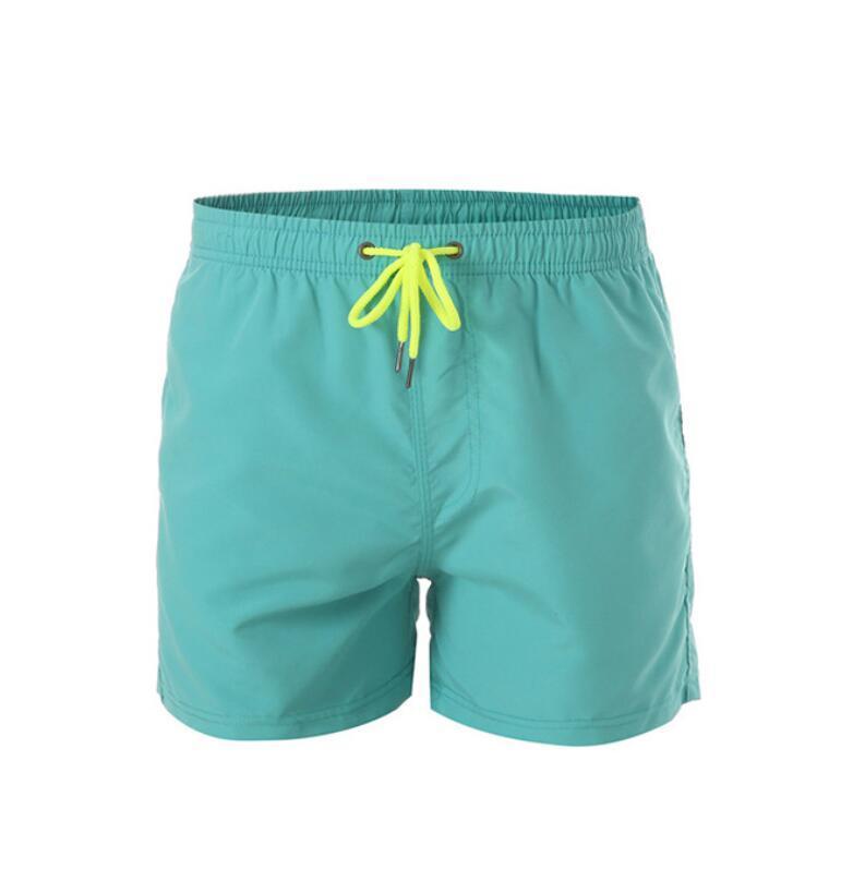 Marke Taschen Quick Dry Schwimmen-Strand-Shorts für Herren Bademode Mann Boardshorts Surfing Badehose Sommer Bade Beach Wear Surf -Boxer