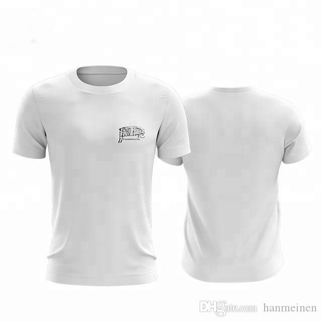 2019 Your OWN Design Brand Logo / Picture White Hombres y mujeres a medida Camiseta para jóvenes Camiseta de talla grande Ropa para hombres
