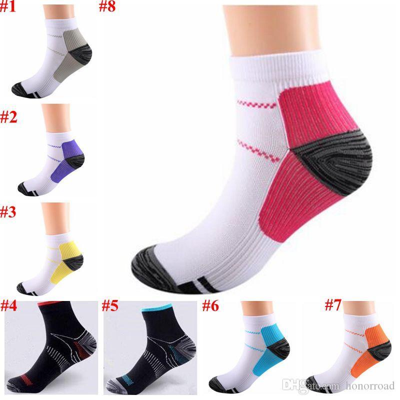 FXT Носки вен компрессионные носки с Шпоры Arch Боль Трикотаж мужской хлопок Thermoskin FXT подошвенный фасциит носки Уход Supplies CYL-B5960