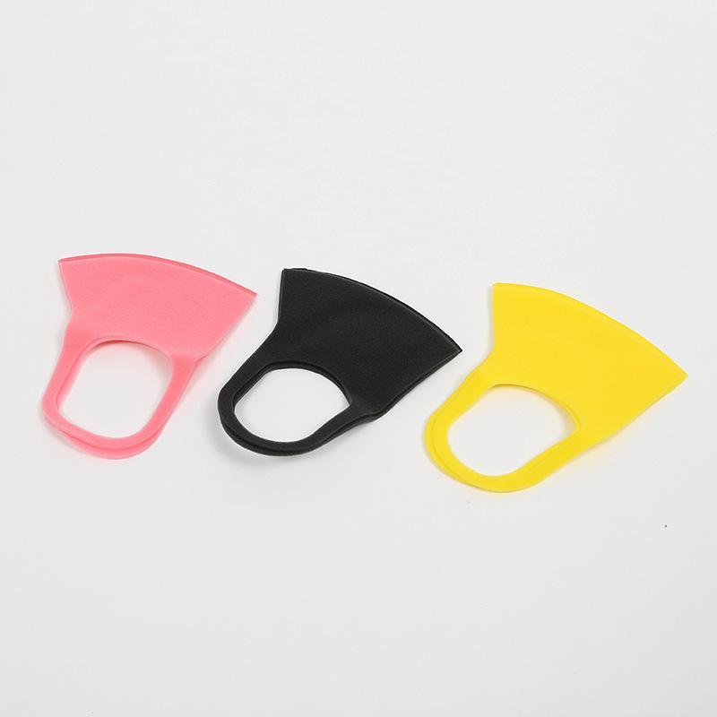 Kid bocca respiratore antipolvere Sponge maschera di protezione esterna respirazione sportivo di modo maschere Ragazza Ragazzo uso quotidiano 1 8DG UU