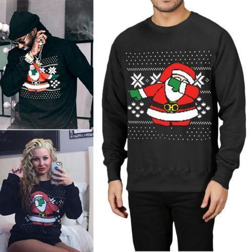 Plus Size Ugly Christmas Sweater.2019 Unisex Ugly Christmas Sweater Vacation Santa Funny Womens Men Casual Sweatshirt New Fashion Long Sleeve Hoodies Plus Size From Jamie18 Price