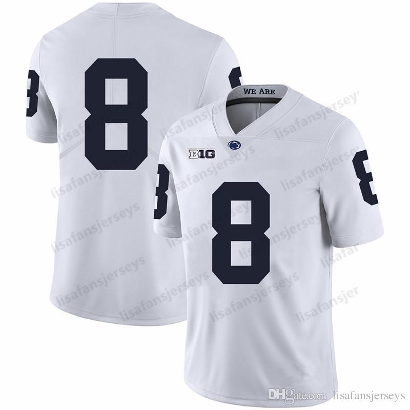 2021 Custom Penn State Nittany Lions Jerseys 57 A.Q. Shipley 4 ...