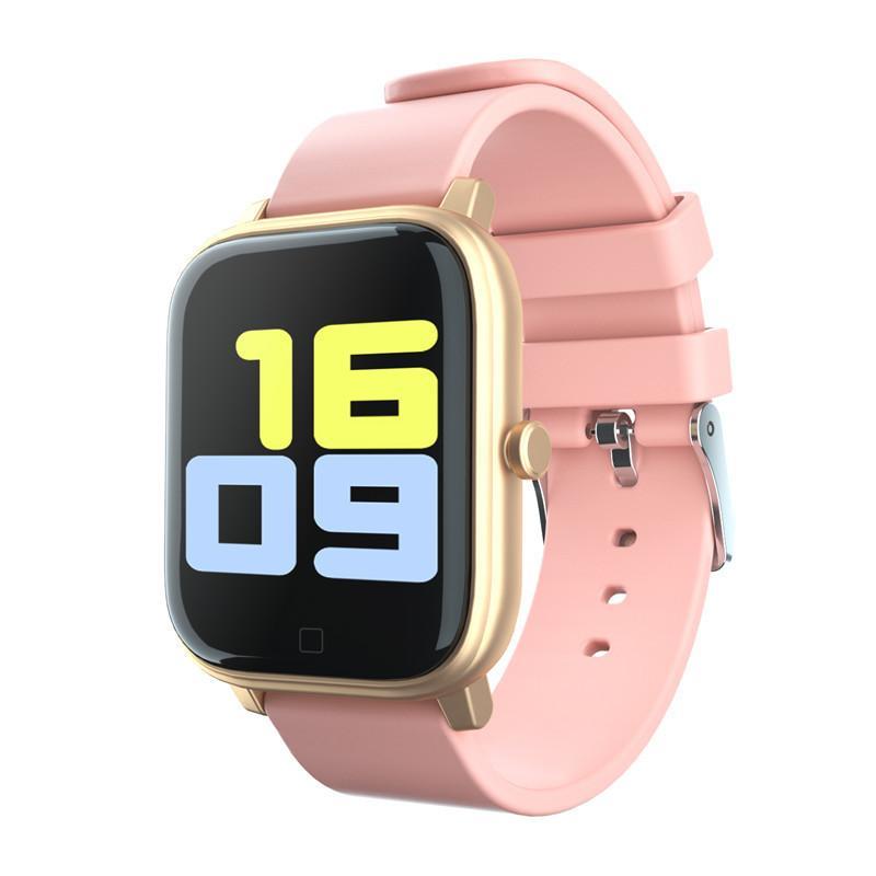 emparejamiento de deporte nuevo Smart Presión Banda Sangre inteligente pulsera monitor de ritmo cardíaco Calorie Tracker S1_EM_EM impermeable pulsera de relojes