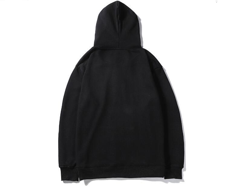 19SS Mode Off Hoodie Verkäufe neuen losen Männer und Frauen mit Kapuze Pullover lose Hoodie Paare Hoodie Großhandel Versandkosten 265 # 2Y0A