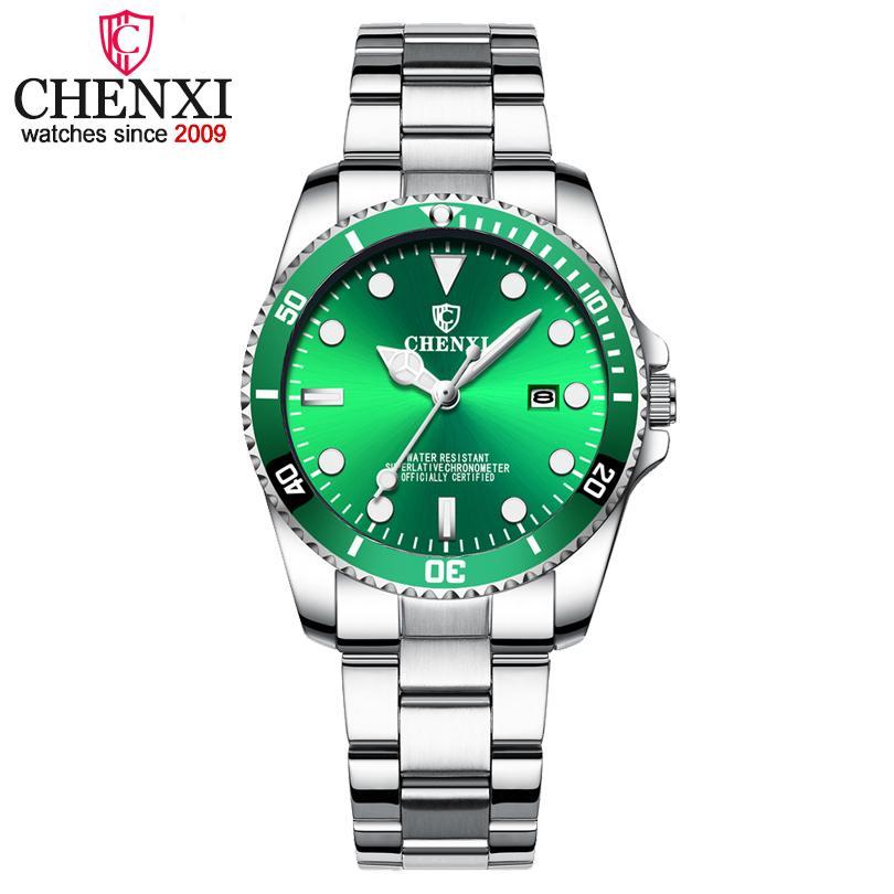 Chexi mode lässig uhr frauen golden luxus quarz uhren frauen datum uhr montre femme marke armbanduhren 2018 neue xfcs