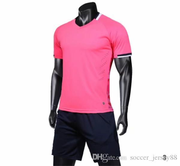 Nuevo llega el blanco camiseta de fútbol # 1901-13-71 Personalizar caliente de la venta superior calidad de secado rápido camisetas de la camiseta de uniformes Jersey
