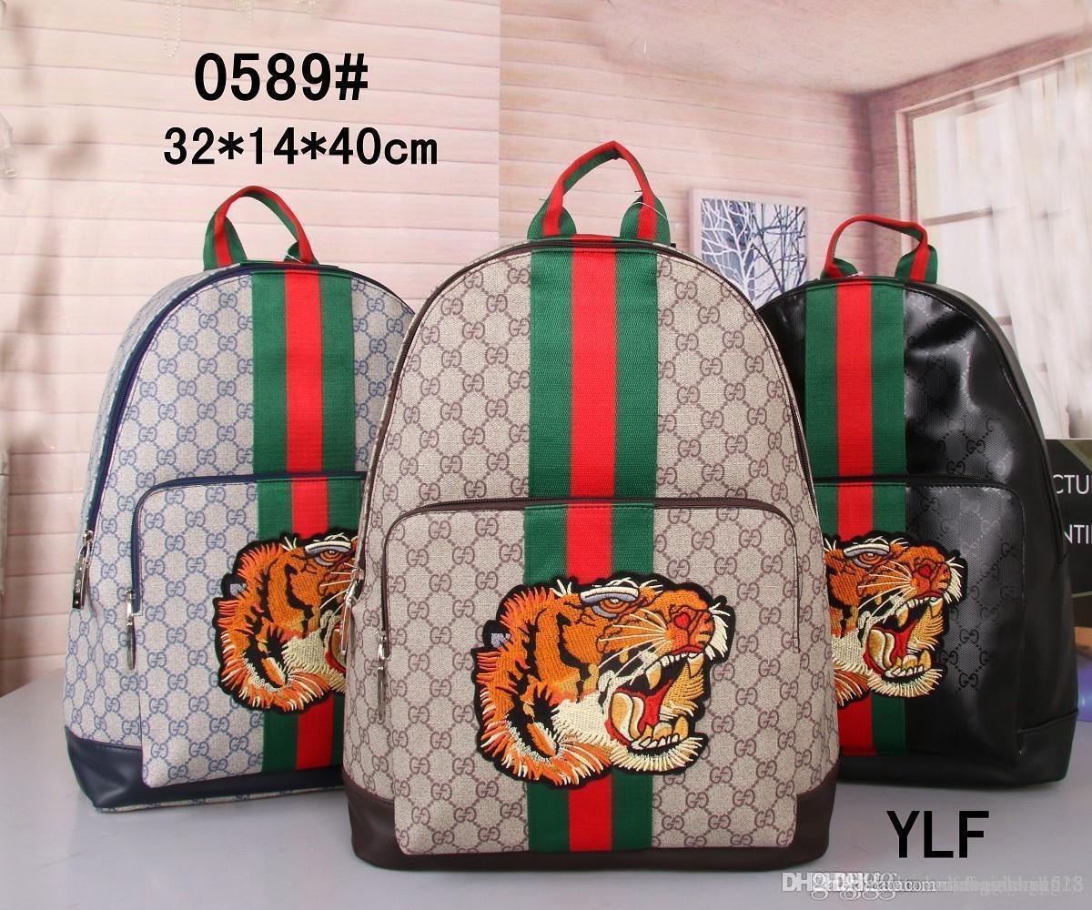 Бренды сумка 2020 новый luxurys женщины мужчины рюкзаки мода рюкзак сумка багаж дорожная сумка кошелек 45 цветов сумки 0589 free shippinf