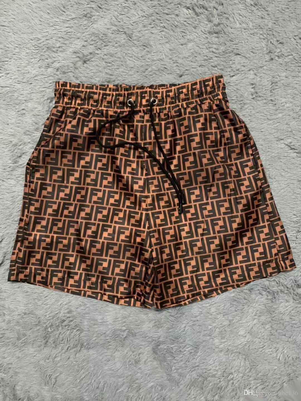caldo di vendita Mens di disegno di moda i pantaloni della spiaggia per l'uomo Swimwear Surf Nylon Pantaloncini tuta jogger Pantaloni Swim Wear Boardshorts