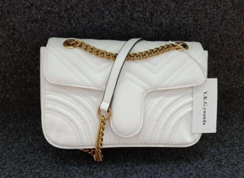 Vendita calda di design classico borse superiore originale 3A reale pecora Affari cena La borsa pochette per il trucco Work spalla il trasporto libero