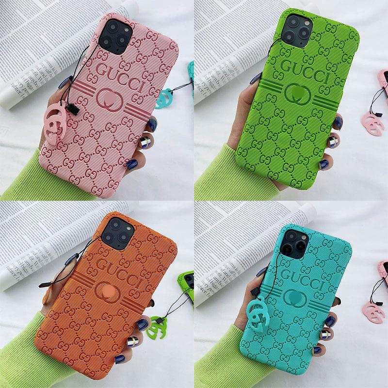 G Letter Phone Cases Cover For iPhone 11 11Pro Max Xr Xs MAX 7 8 Plus Case Printing Leather Designer Phone Case