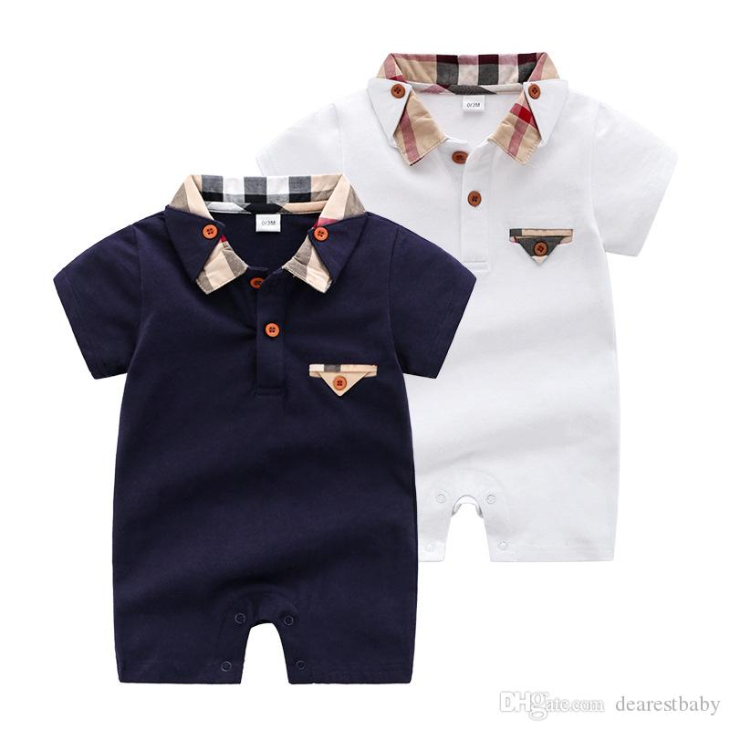 Funny Cat Playing Boys /& Girls Black Short Sleeve Romper Triangle Romper for 0-24 Months