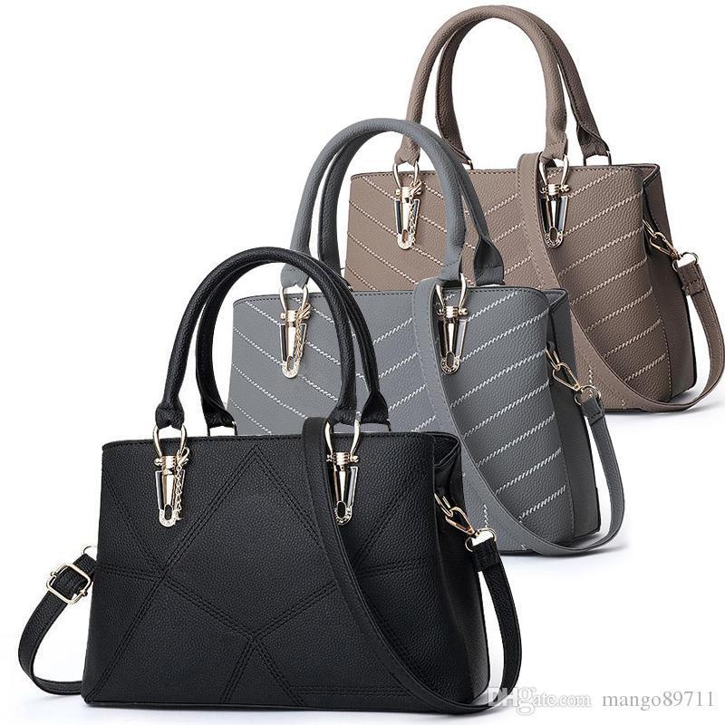 Tasarımcı çanta Kadınlar Çanta Hobo Omuz Çantaları Bez PU Deri Çanta Moda Büyük Kapasiteli Çanta tasarımcısı crossbody çanta