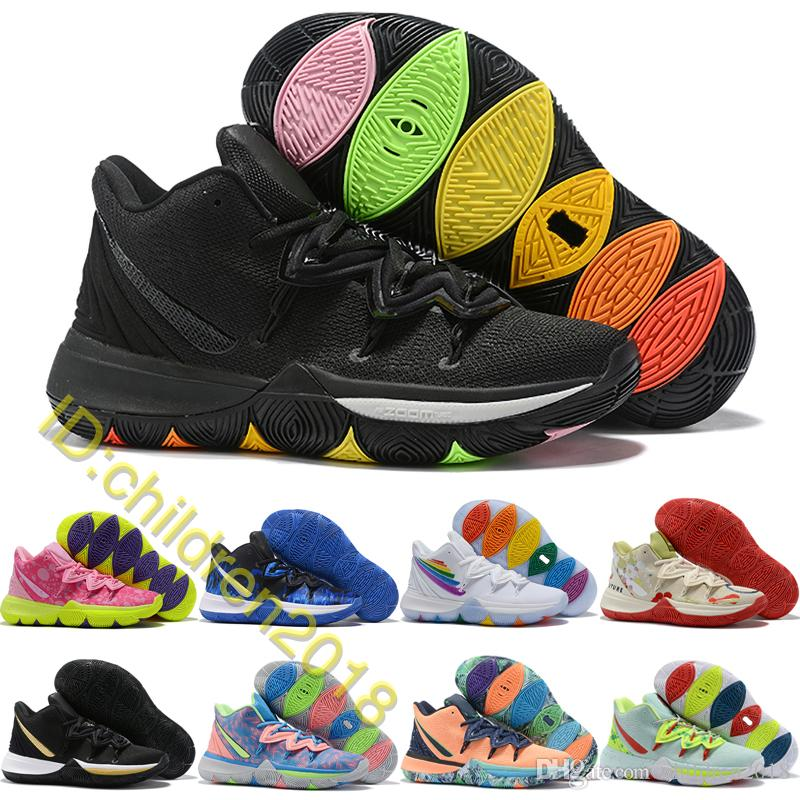 Kyrie Irving 5 5s Basketball Shoes For
