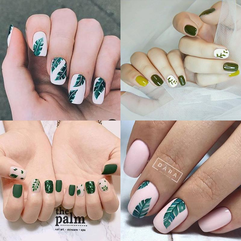 Diy Sticker Nail Accessories Water Decals Flower Leaves Slider Transfer Nail Stickers Peacock Pattern Art Tattoo Wraps Vinyl Wall Art Nail Decals From Beasy113 27 56 Dhgate Com