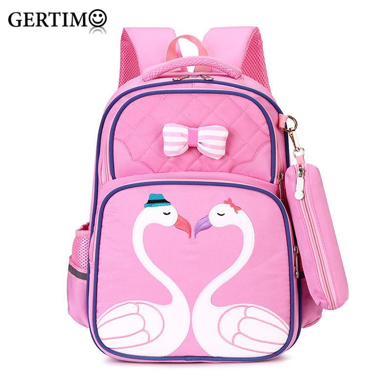 infantil libro del bolso de escuela para niñas ortopédicos Mochila impermeable mochilas de los niños bolsa de la mochila; mochila escolar; Kinder rugzak