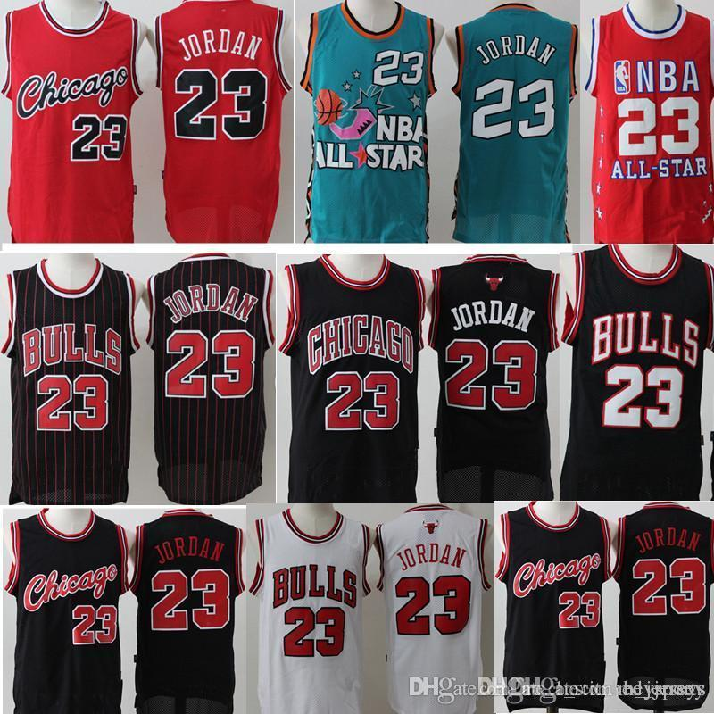 outlet store 10f17 e882e 2019 Retro Mesh AJ 23 Michael Jersey Men'S #15 Carter Basketball Jerseys  Black White Red From Jersey_3, &Price; | DHgate.Com