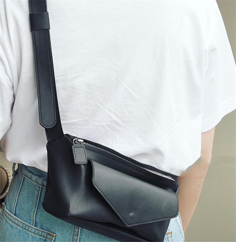 Designer- bolso de la alta calidad de la PU fabuloso bolso de la cintura del pecho Bolsas Gafas de posición bolsos de la moda unisex almohada cintura bolsas de moda