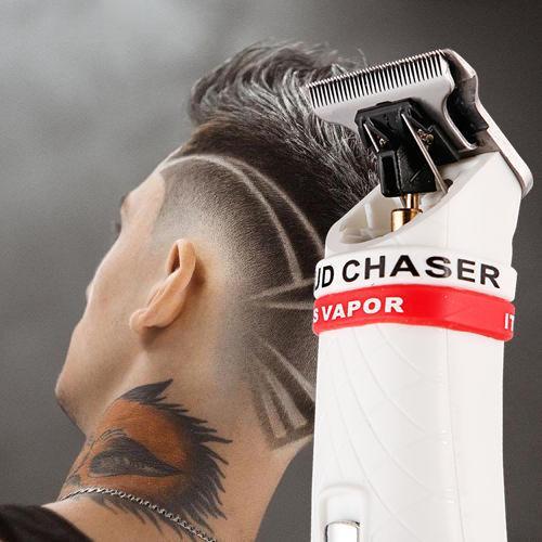Tondeuse puissante cheveux professionnel électrique de précision 0.1mm Tondeuse coupe rasage machine Accueil Barber outil tondeuse visage barbe