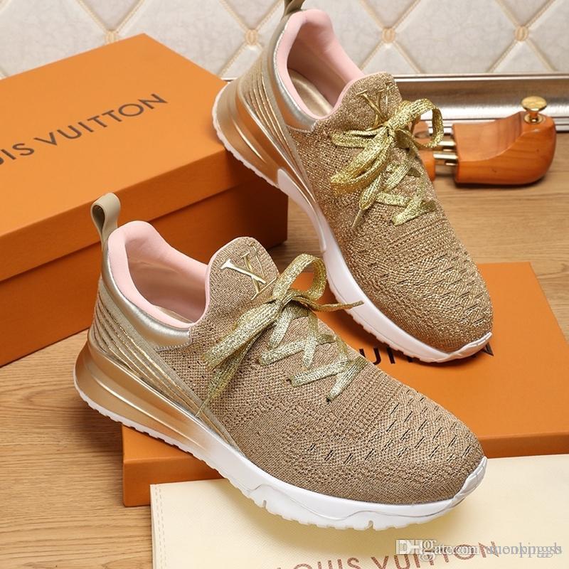 2020ET sito ufficiale nuove scarpe moda casual da uomo di lusso di alta qualità, scarpe da ginnastica di viaggio all'aria aperta, consegna veloce scatola originale box c