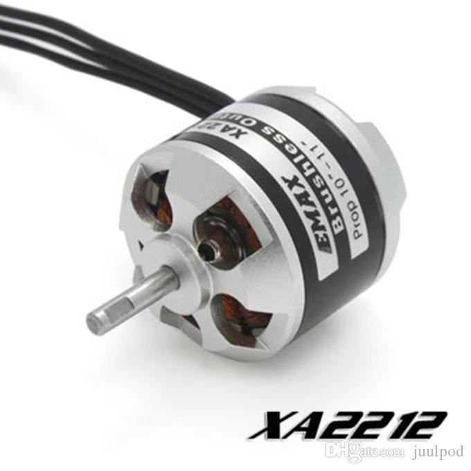 Emax XA2212 980KV Brushless Motor Para RC ModelsDifferent KVs vários tipos de modelos: