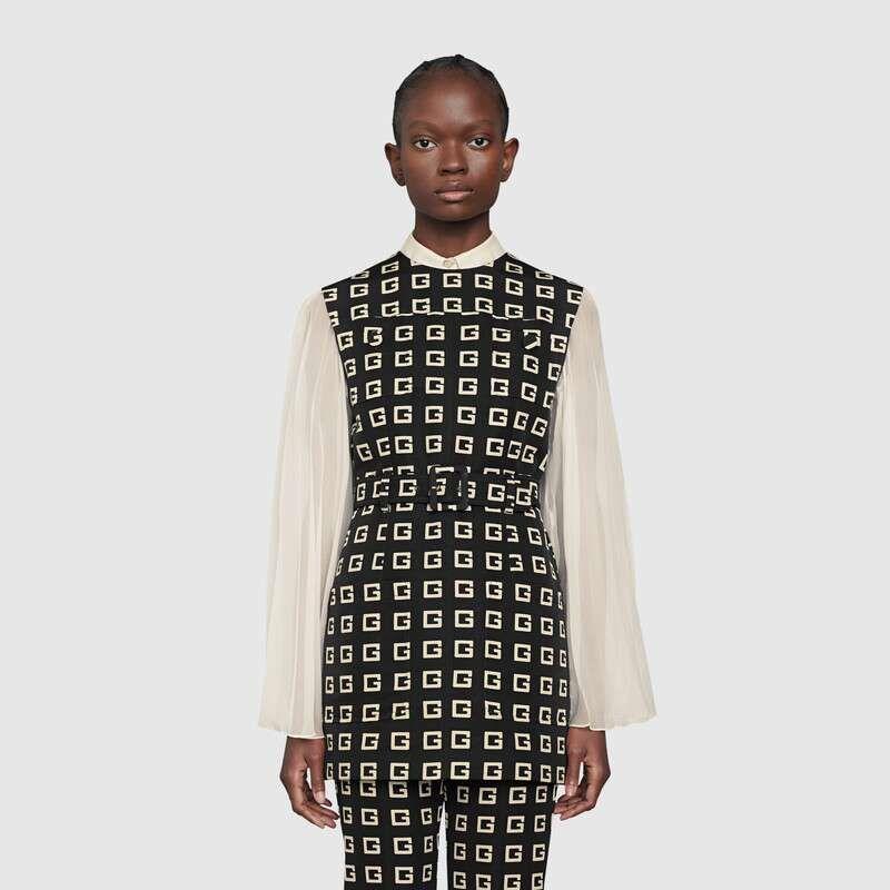 Италия Марка женщин Дизайнерские платья 20SS Роскошные Sleveless рубашки Марка Letters Печать Платья Повседневный женщин Non-рукав Блуза 2020 High End