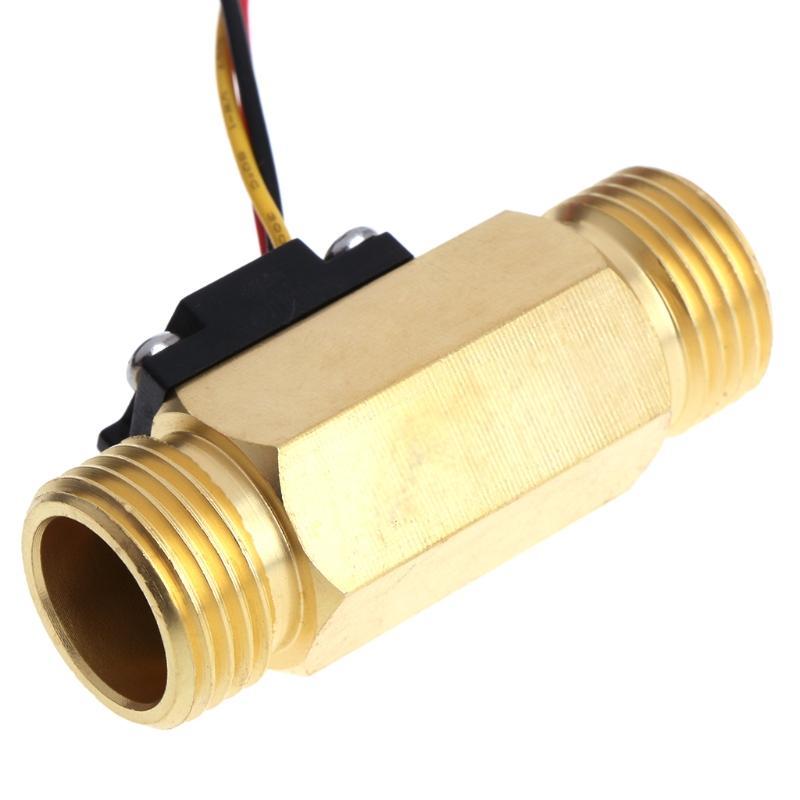 Water Flow Sensor Switch G1/2