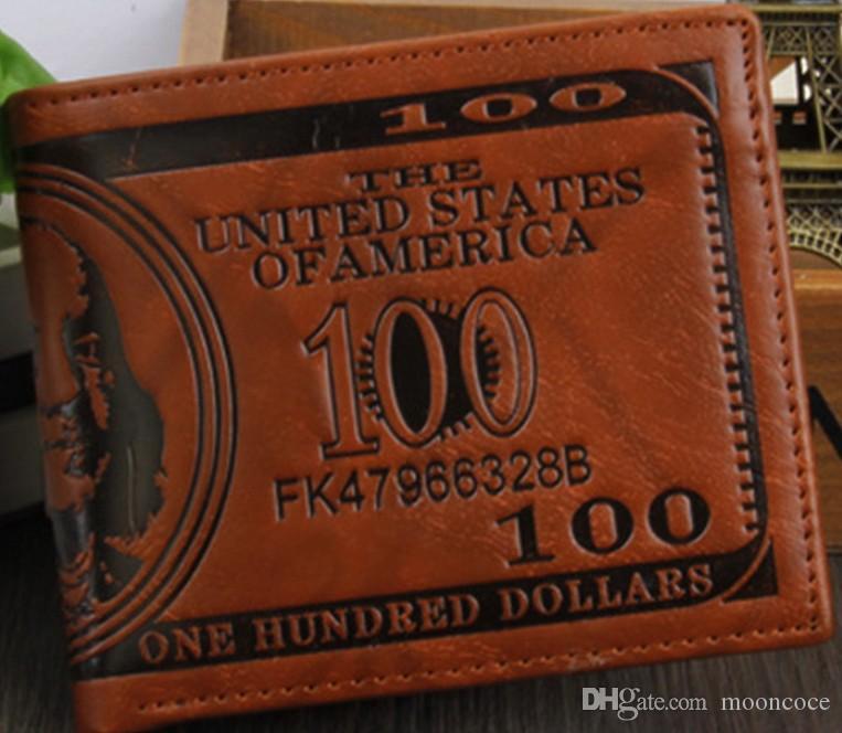 Designer-Tasche Mode Männer Geldbörsen Kleine Geldbörse Männer Geldgeldbeutel-Münzen-Beutel-Reißverschluss-Kurzschluss Männer Mappen-Kartenhalter dünner Geldbeutel Platz N152 GY