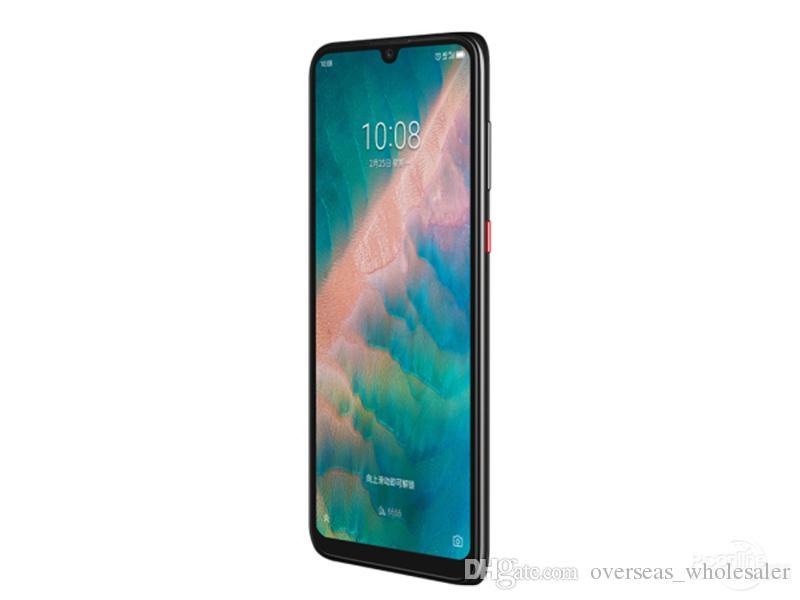 "Original ZTE Blade V10 4G LTE Cell Phone 4GB RAM 64GB 128GB ROM Helio P70 Octa Core 6.3"" Full Screen 32.0MP Fingerprint ID OTA Mobile Phone"