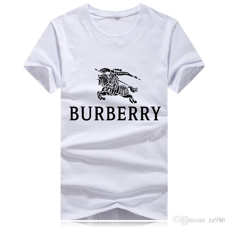Wholesale New Basketball sports round neck T-shirt Fashion Brand Men Women short sleeve T shirt funny print cotton men cool t shirt