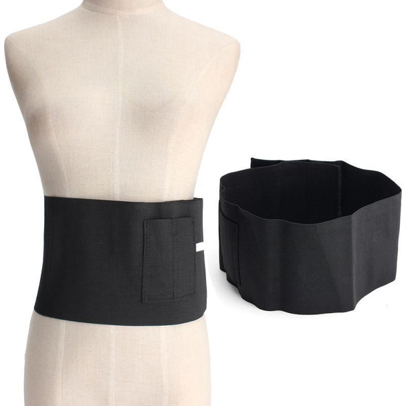Banda cintura Pistol Gun Holster Com Compartimento Duplo Bolsas Gun Hunting Bag Cinturão de Tactical barriga ajustável