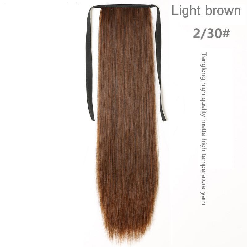 БЕСПЛАТНАЯ ДОСТАВКА DHL Бразильские волосы Хвост Человеческих Волос Хвосты Прямо Индийский Клип Наращивание Волос больше цвета