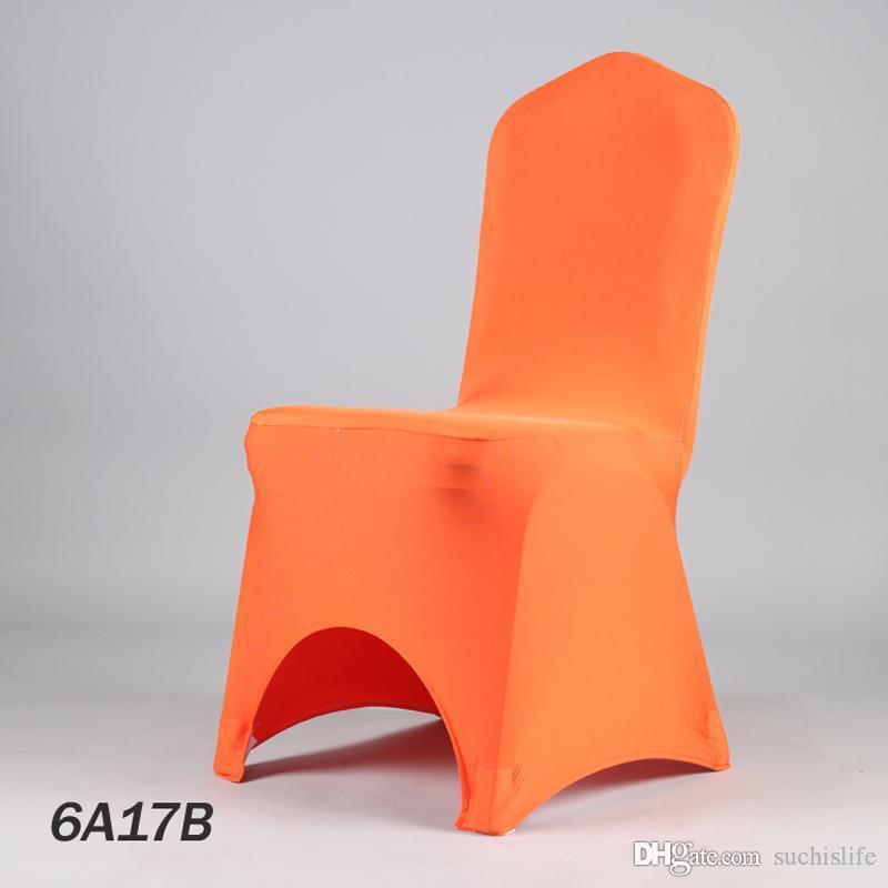 Zoccolino Evento Stretch copertura della sedia del partito sedia dello Spandex Panno Ristorante Wedding Decoration copertura della sedia dalla fabbrica 20170629 #