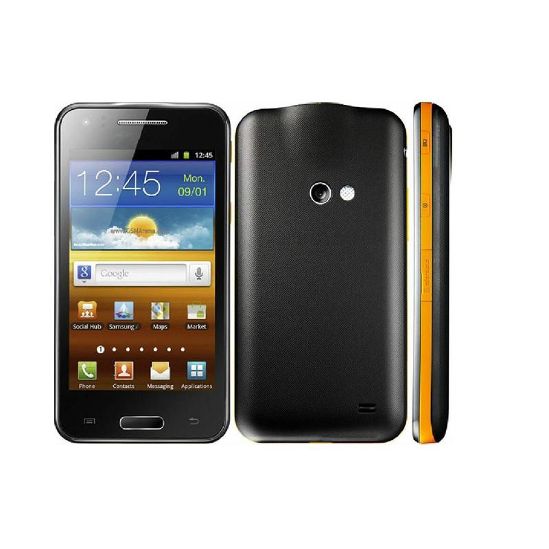 Android Samsung d'origine Refurbishied I8530 Galaxy Beam Smartphone 3G 8 Go ROM avec projecteur intégré Téléphone mobile