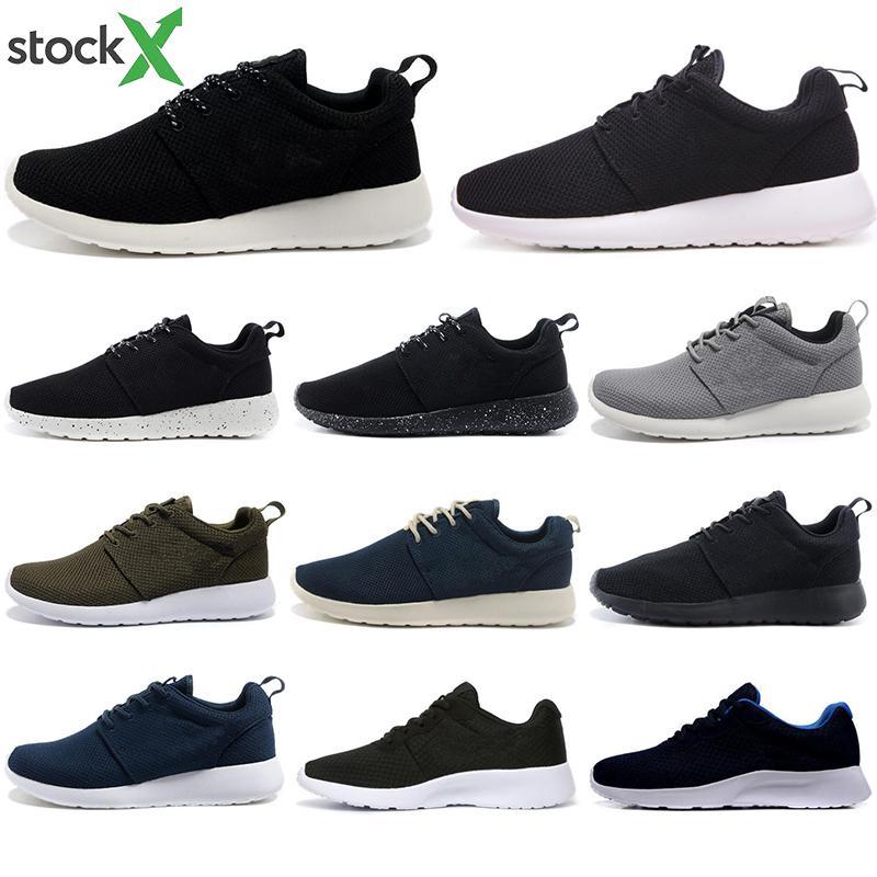 Nike ücretsiz scoks Tanjun Run Ayakkabı erkeklerin kadınları Koşu siyah düşük Hafif Nefes Londra Olimpiyat Spor Sneakers Eğitmenler boyutu 36-45 mens