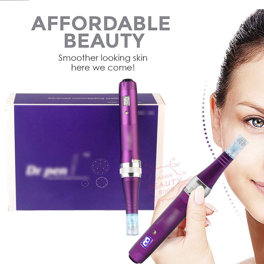 Microneedle Pen Screw Prot Needle Drmapen Acne Anti Aging Devices