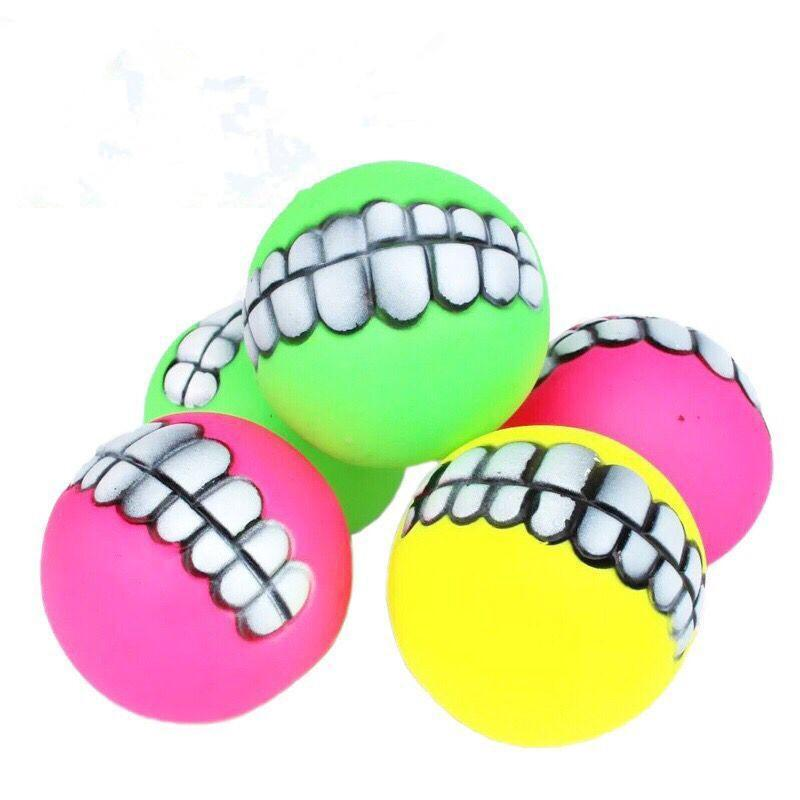 Solid Rubber Dog Balls,Dog Toy Balls Durable Interactive Fetch chew,Virtually Indestructible