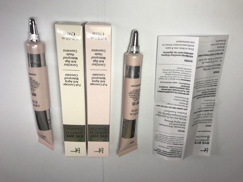 In stock makeup Concealer brand cream Light Medium under eye Full Coverage Waterproof Concealer foundation primer