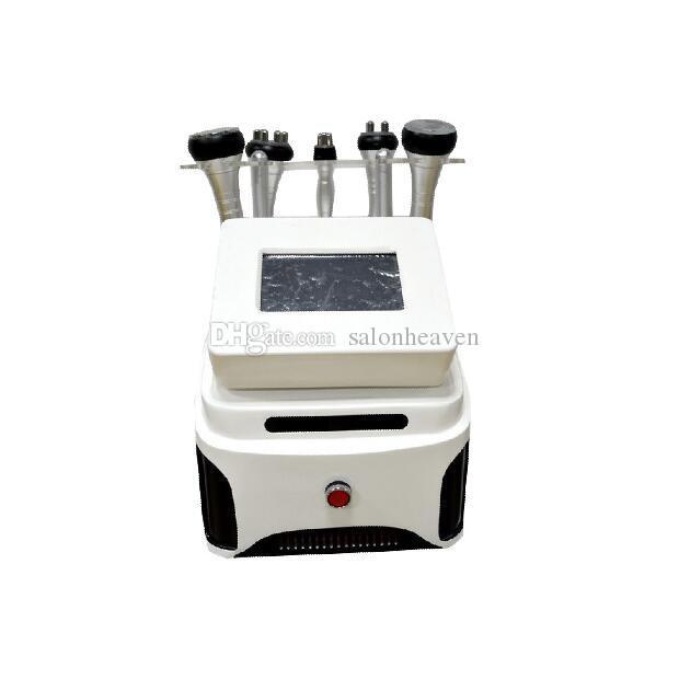 Vácuo portátil cavitação RF emagrecimento máquina 40K cavitação lipoaspiração ultra-sônica celulite remoção da máquina com alta qualidade