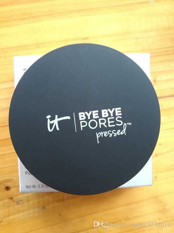 2019 Bye Bye Poresless Poreless Finish Пудра для аэрографа Poudre de Fnition хорошее качество Пудра для лица DHL доставка
